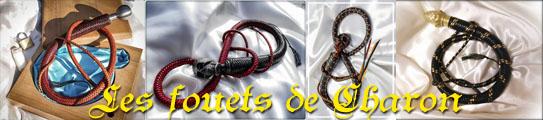 Fouets de Charon